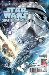 Shattered Empire #1 (variant)