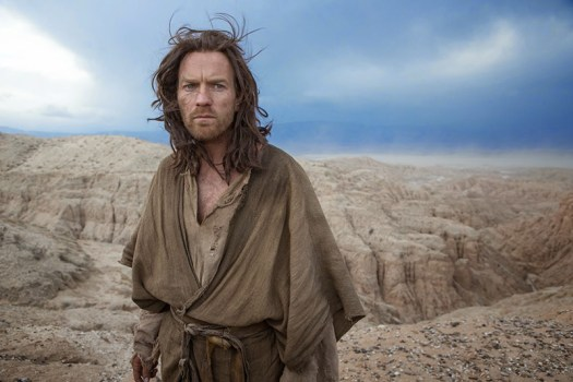 Not Obi-Wan:  Ewan McGregor in Last Days in the Desert