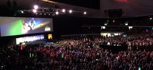 Celebration Anaheim (crowd)