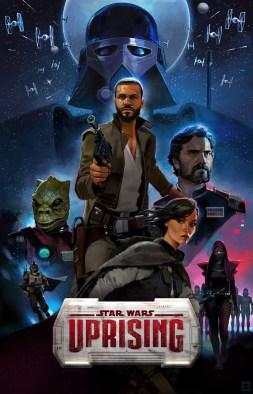 Uprising: Poster