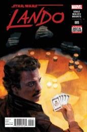 Lando #5 (of 5)