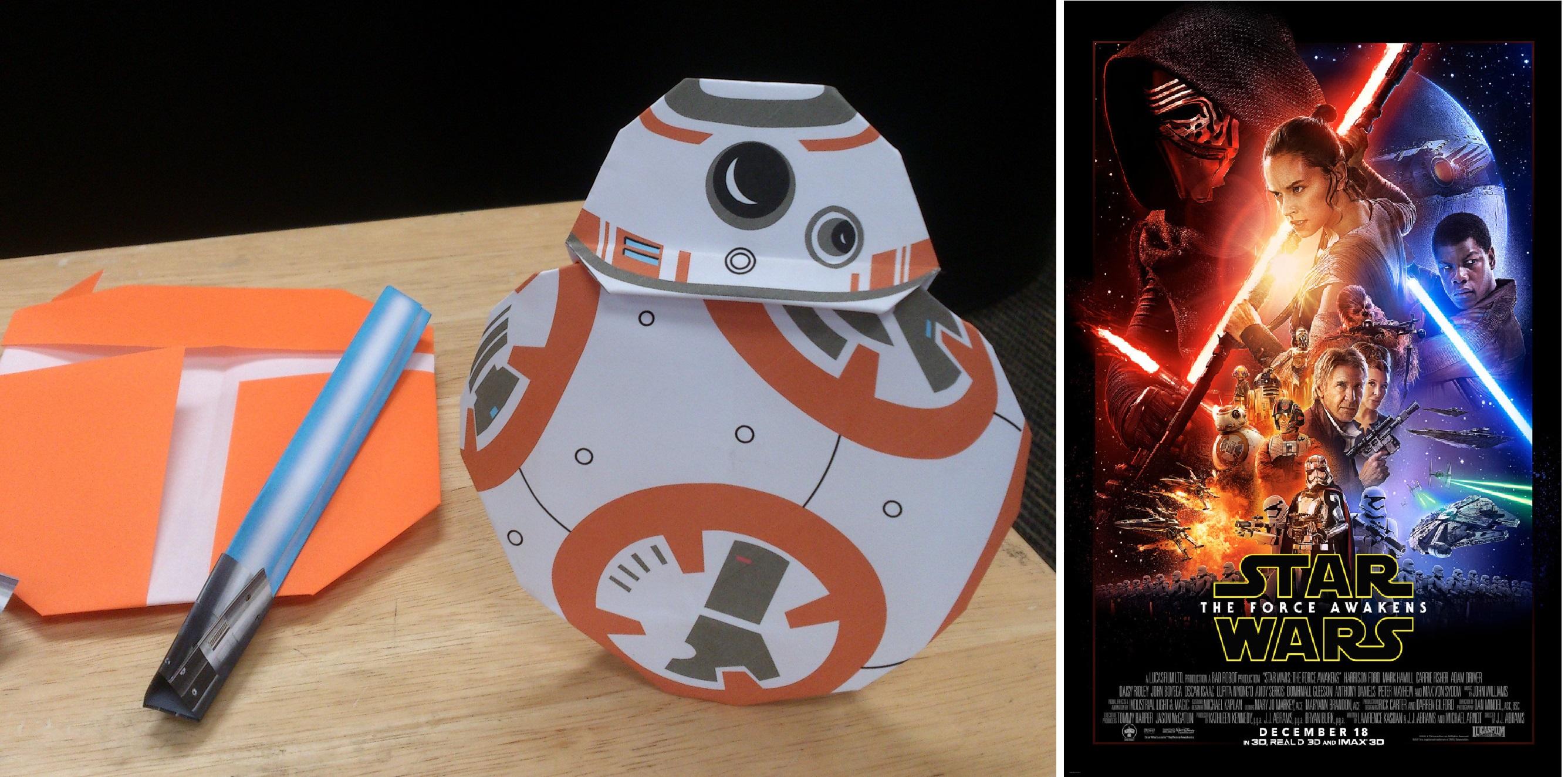 Star Wars - Dooku Free Papercraft Download | 1324x2672