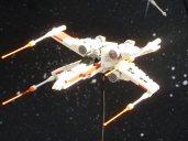 LEGOLAND Death Star X-wing