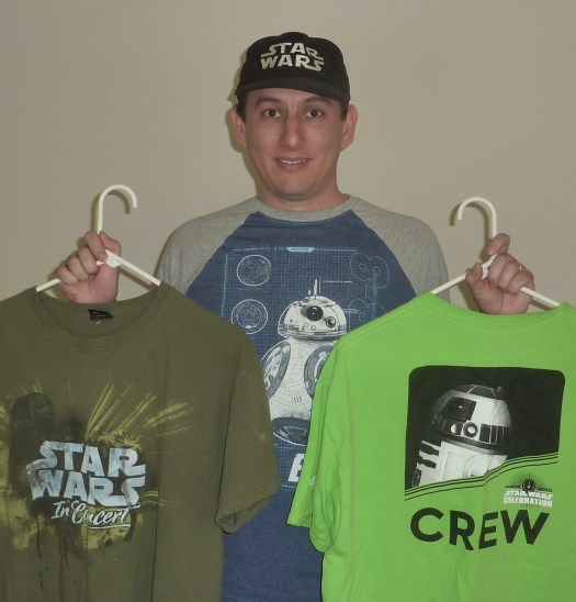 Wear Star Wars Every Day promo