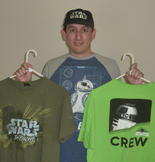 Wear Star Wars Every Day promo