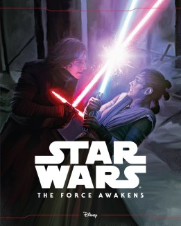 The Force Awakens Storybook
