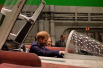 @KensingtonRoyal: Prince Harry receives some piloting advice from @HamillHimself
