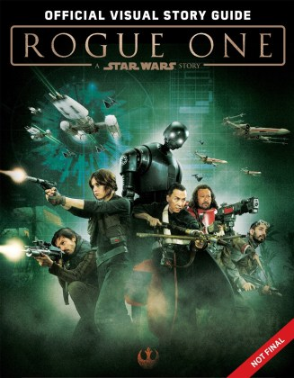 Rogue One Visual Guide (cover)