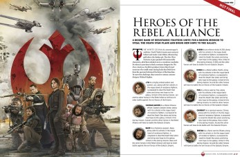Rogue One Visual Guide (Preview page 1)