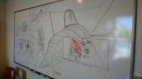 Duel whiteboard