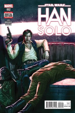 Han Solo #2 (of 5)