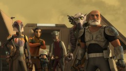 Rebels 301/302 - Steps into Shadow Parts I and II