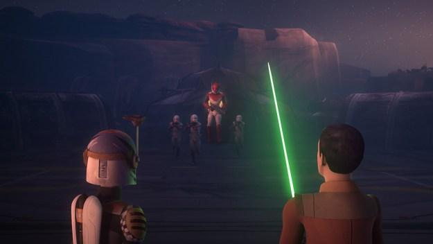 Rebels 307 - Imperial Supercommandos