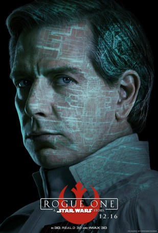 Rogue One poster (Director Orson Krennic)