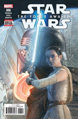 The Force Awakens #6 (of 6)
