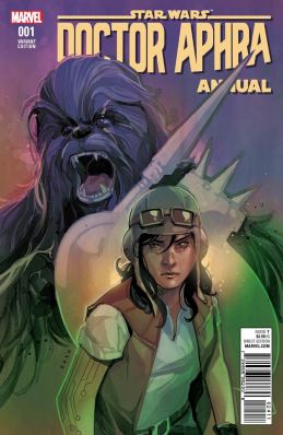 Doctor Aphra Annual #1 (variant)
