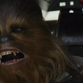 TLJ Trailer #2: Chewbacca