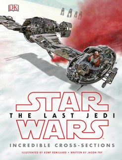 The Last Jedi: Incredible Cross-Sections