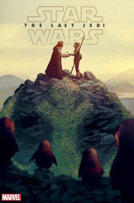 The Last Jedi #1 (Marvel)