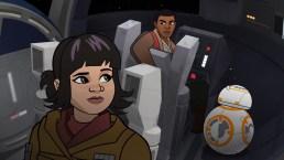 Forces of Destiny 203 - Shuttle Shock