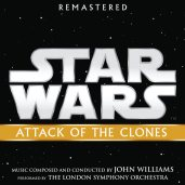 Attack of the Clones soundtrack (2018 remastered)