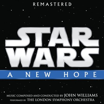 A New Hope soundtrack (2018 remastered)