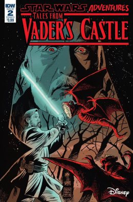 Tales from Vader's Castle #2