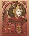 Women of the Galaxy: Padme by Karen Hallion