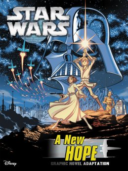 A New Hope adaptation (IDW)