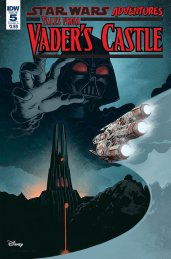 Tales from Darth Vader's Castle #5