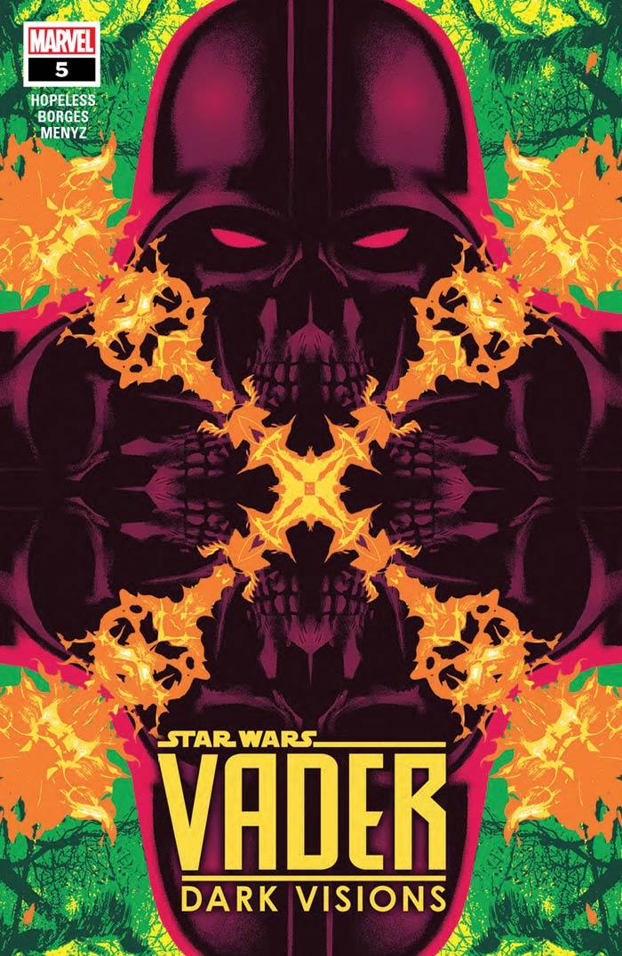 Vader: Dark Visions #5