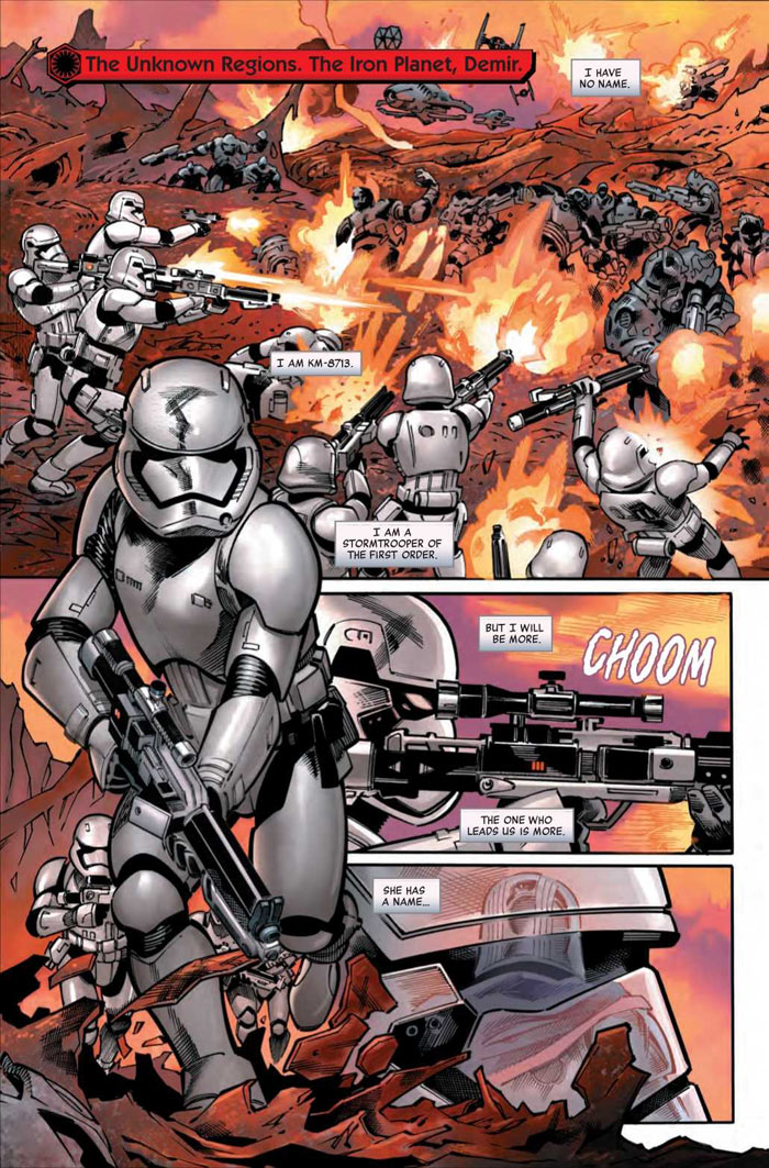 Age of Resistance: Captain Phasma (Preview 1/3)
