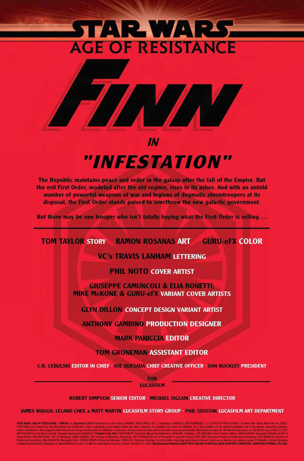 Age of Resistance: Finn (Preview 1/5)