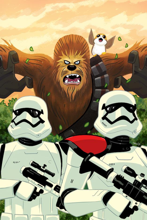 Star Wars Adventures #28