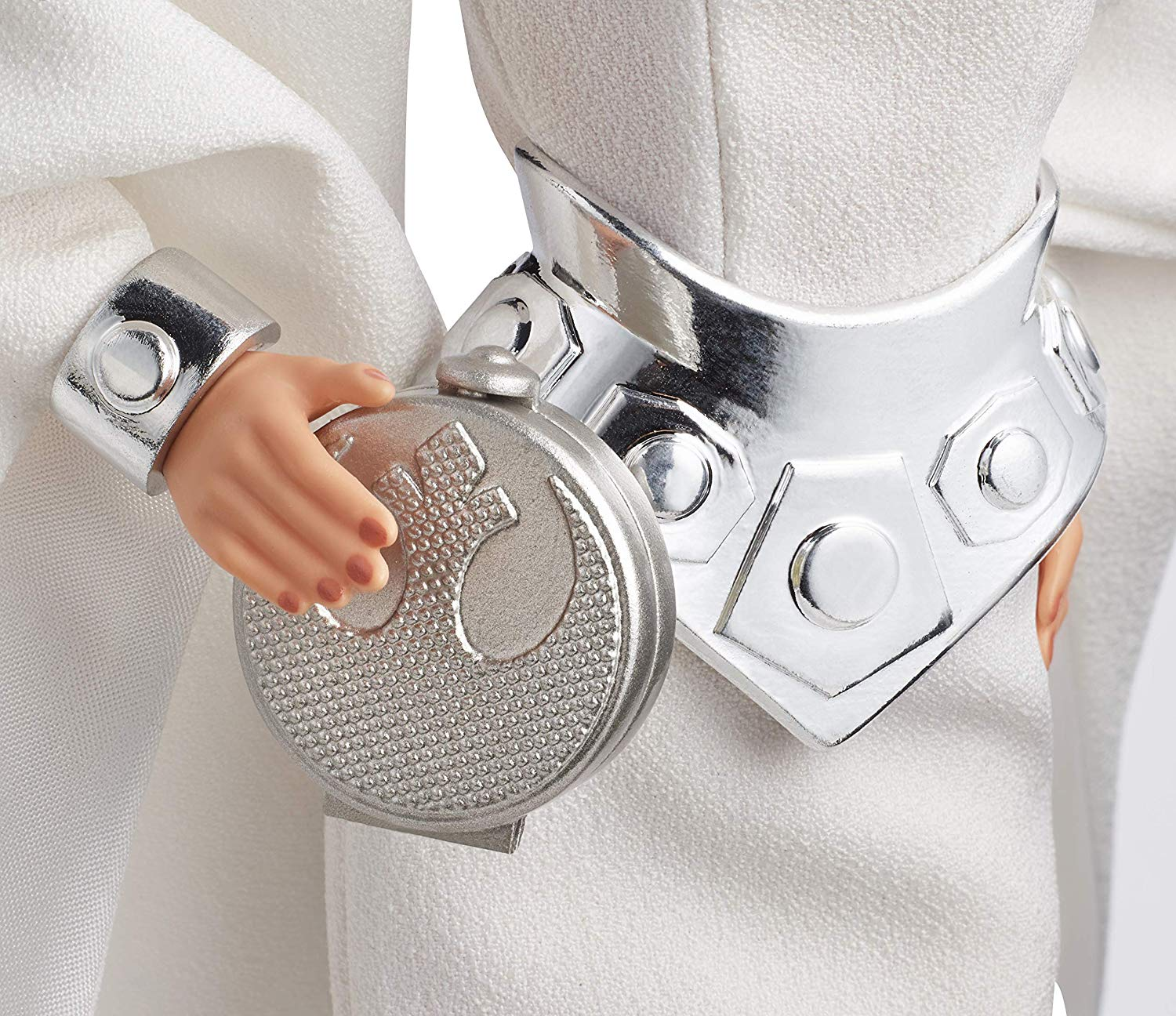 Leia Barbie (purse/belt)