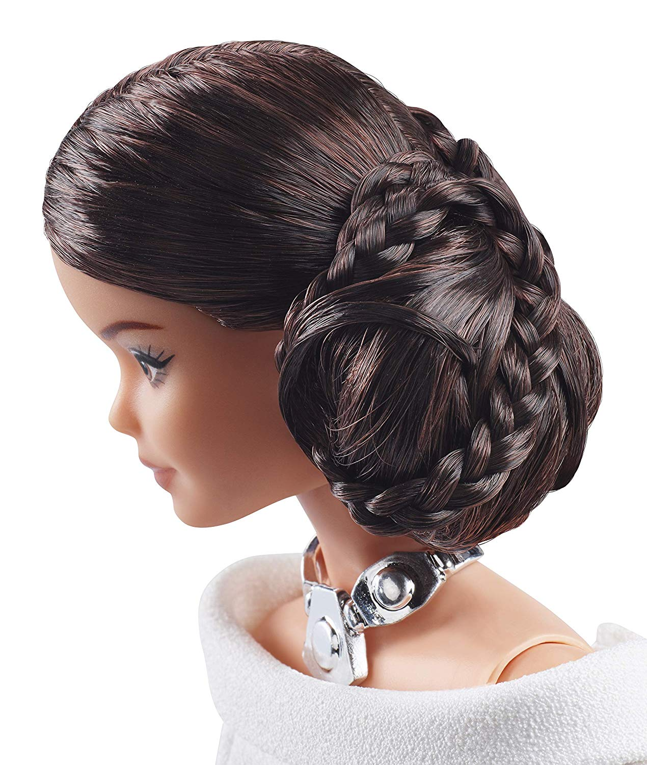 Leia Barbie (hair)