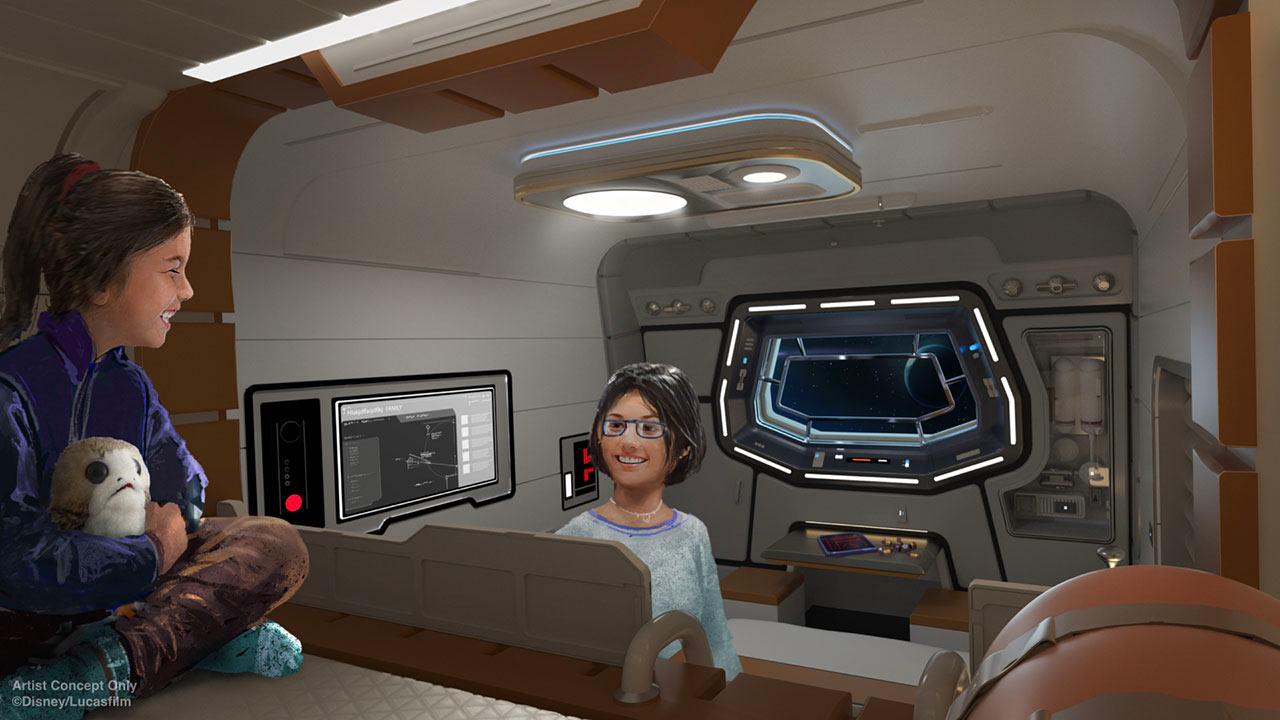 Star Wars: Galactic Starcruiser (concept art)