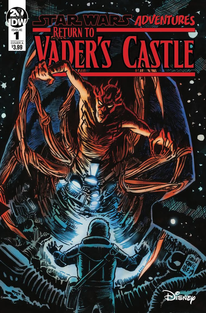 Return to Vader's Castle #1
