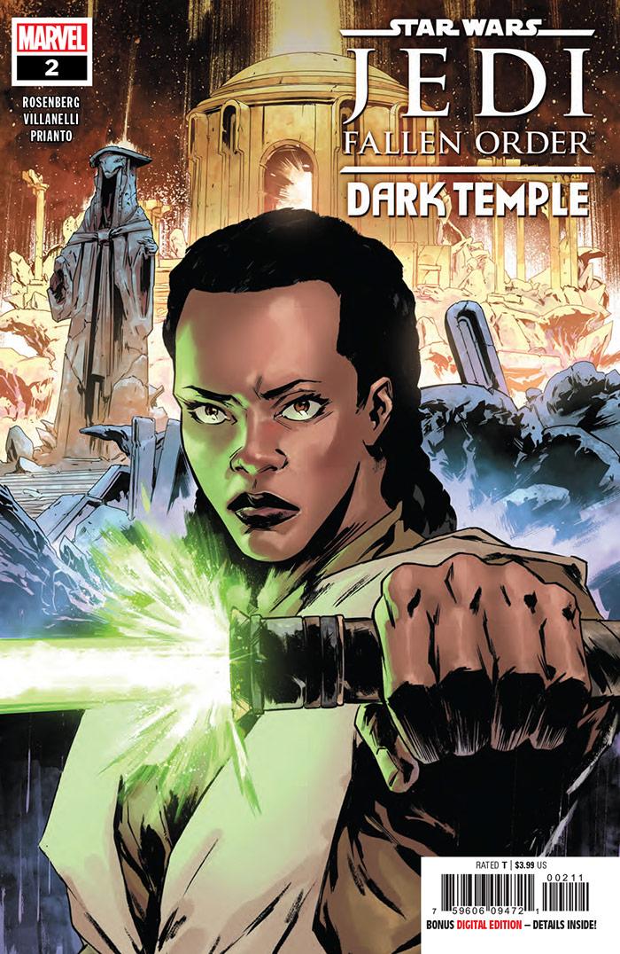 Jedi Fallen Order: Dark Temple #2
