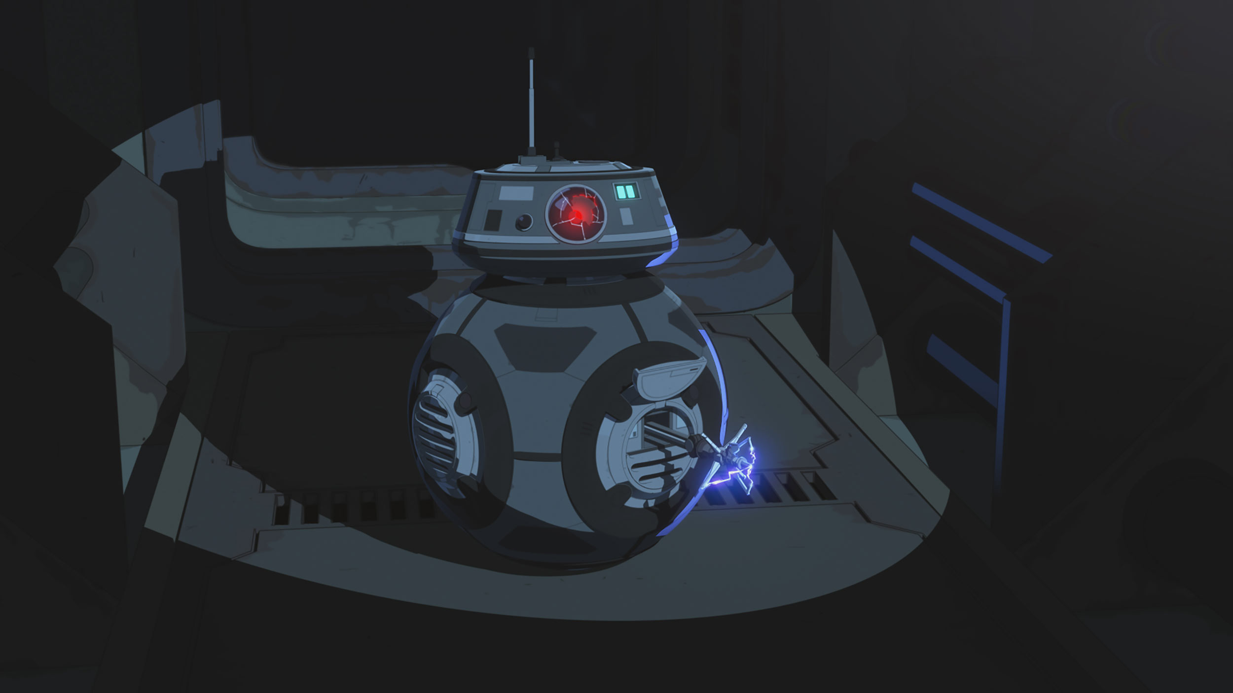 Star Wars Resistance | S2E01 | 'Into the Unknown'