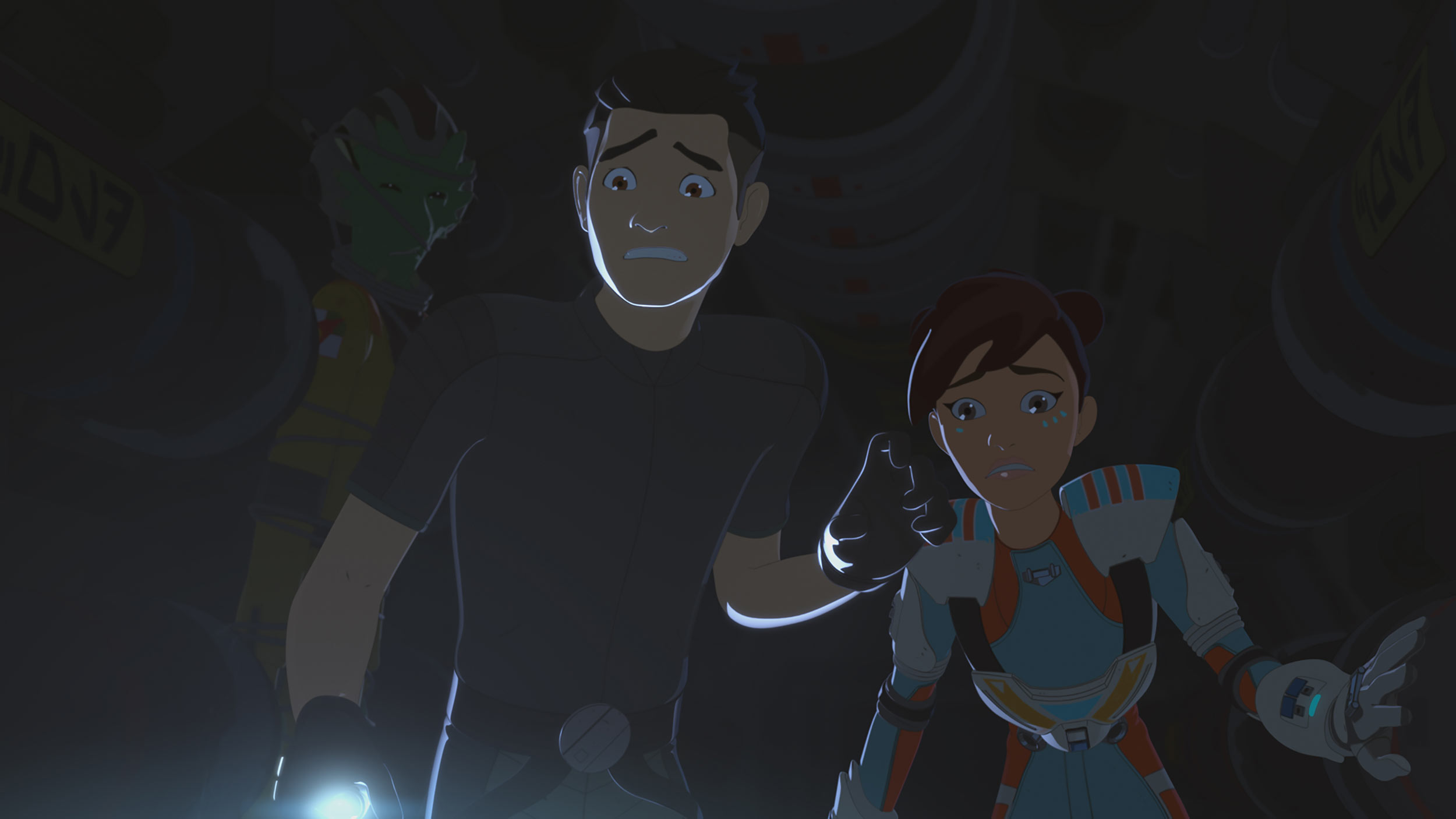 Star Wars Resistance   S2E01   'Into the Unknown'