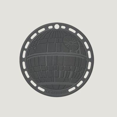 Le Creuset - Death Star Trivet - $20