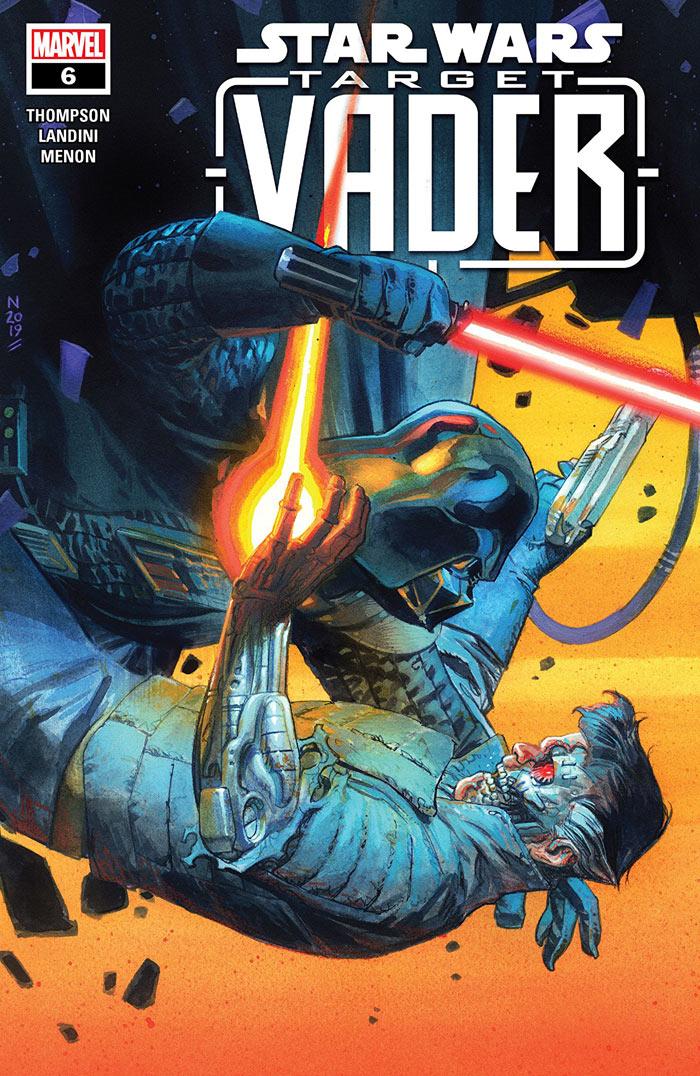 Target: Vader #6