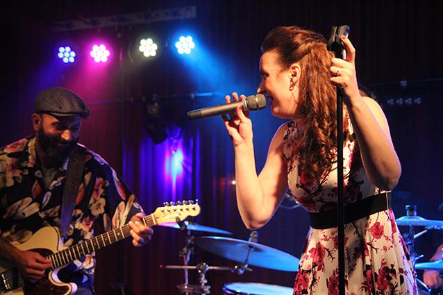 Sugar Rays Club jazz en pop Andijk