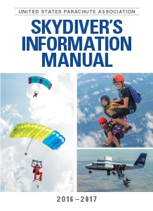 skydiver information manual
