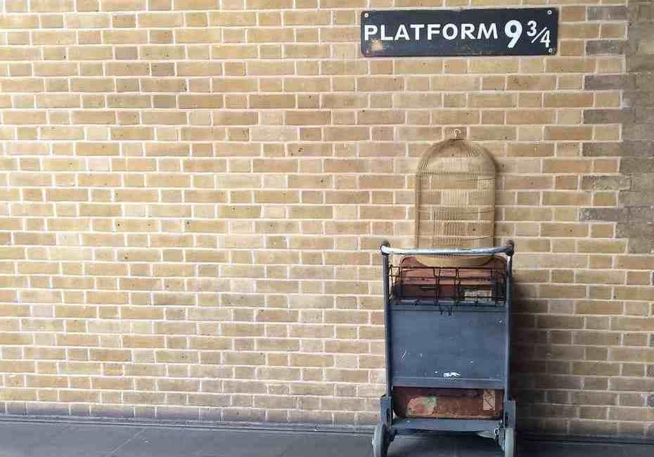 Harry Potter para novatos