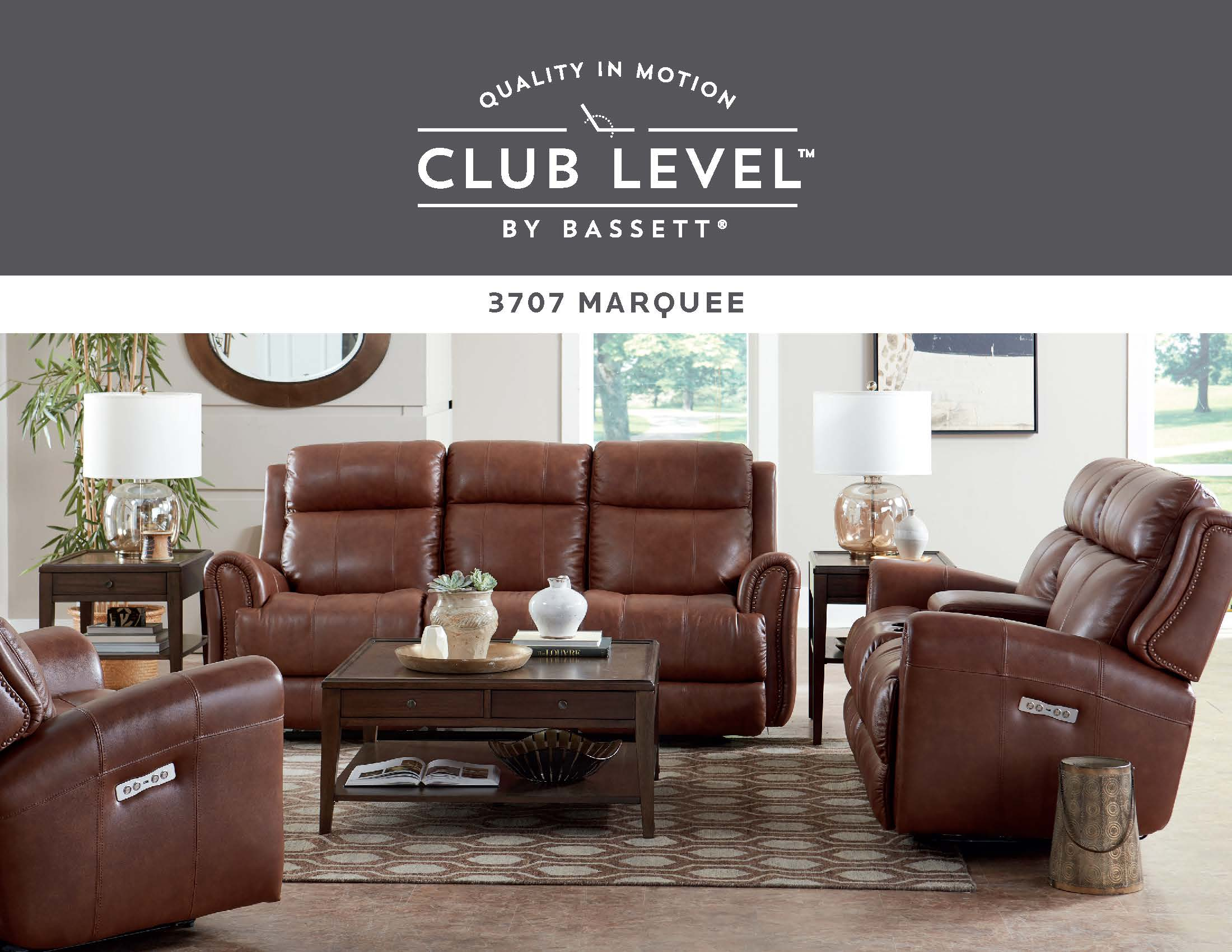 Club Sofas Chairs Amp Sectionals Bassett Club Level