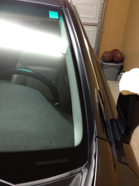 2010 Honda Civic Windshield Trim : honda, civic, windshield, Honda, Civic:, Civic, Windshield, Molding