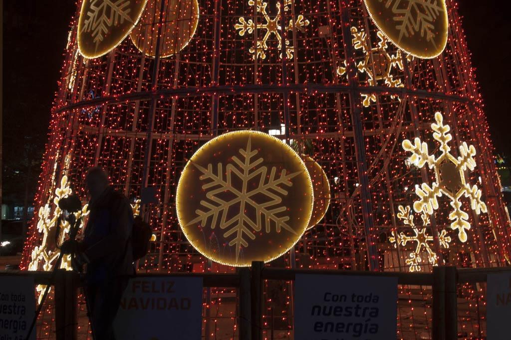 05 Luces de Navidad