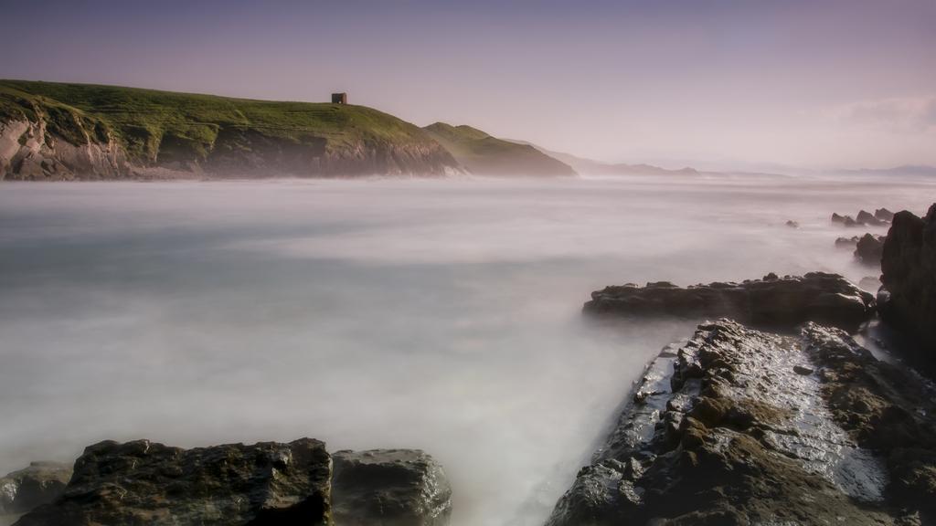 07. Atardecer en la costa